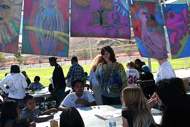 The Big Draw Lake Elsinore: Going Wild About Art