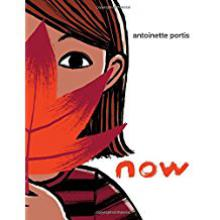 photo of book called now